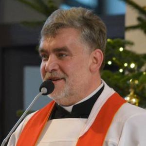 ks. Wiesław Wilmański SAC